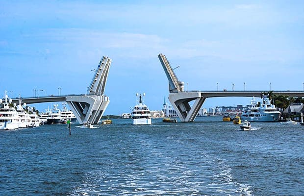 Pontes do Canal Intracostal