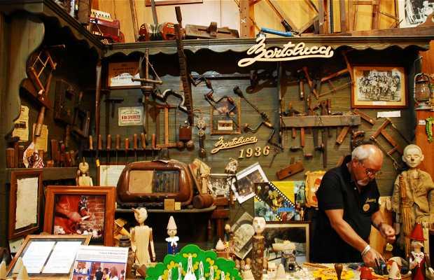 Tienda de Juguetes Bartolucci