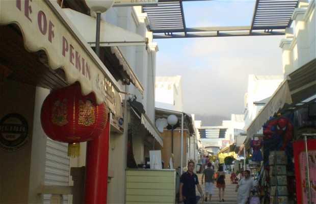Centre Commercial Fañabé
