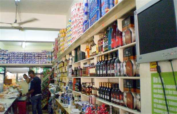 Pub Colmado Omar a Santo Domingo
