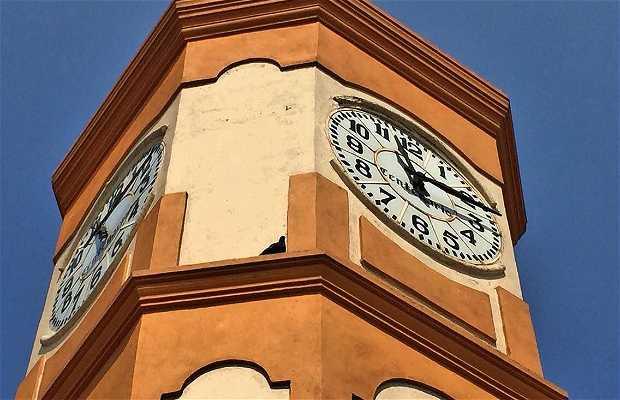 El reloj del Centenario