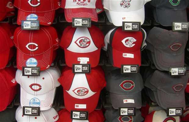Magasin des Cincinnati Reds