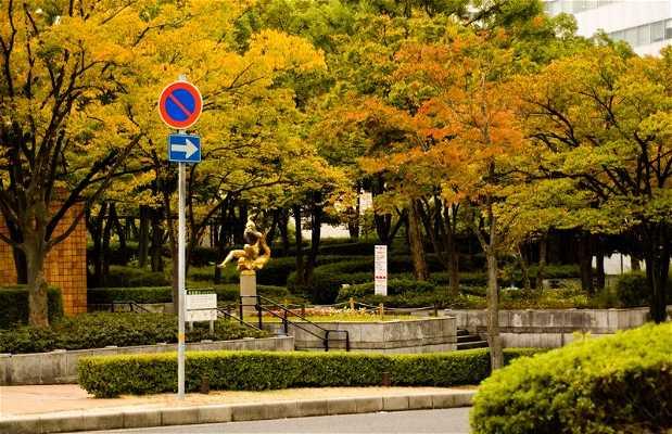 Parque Higashi Yuenchi