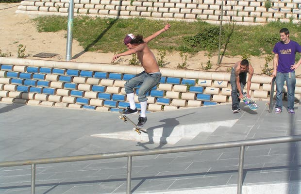 Skateplaza Tetuán