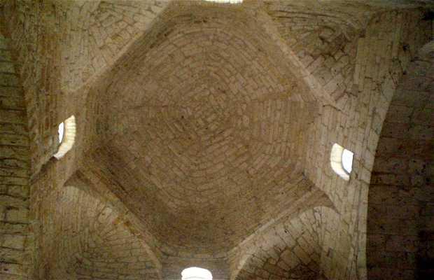 Antiguo Monasterio de San Pedro y San Pablo de Cubillas
