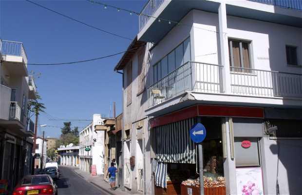 Barrio Asiático de Nicosia