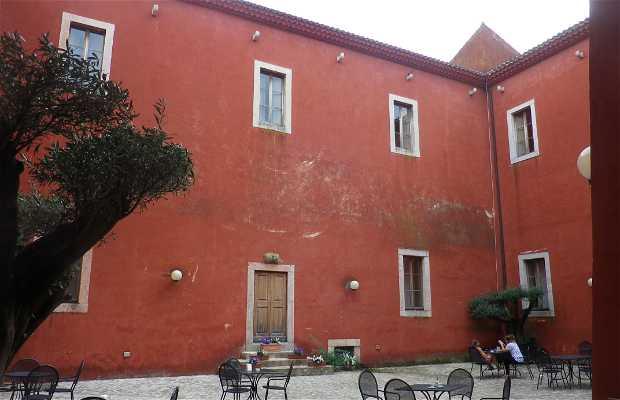 Castello di San Martino a Priverno