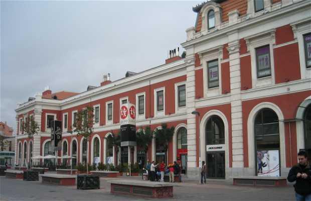 Centro Comercial Príncipe Pío
