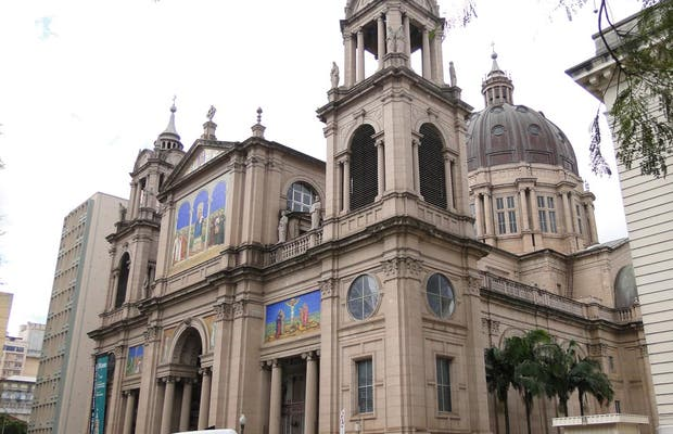 Cathédrale Métropolitaine de Porto Alegre