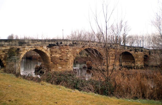 Puente Canto a Sahagún