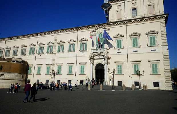 Palacio del Quirinal