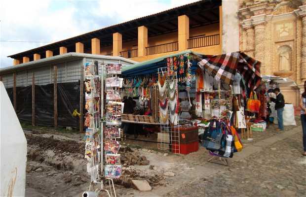 Mercado Santo Domingo