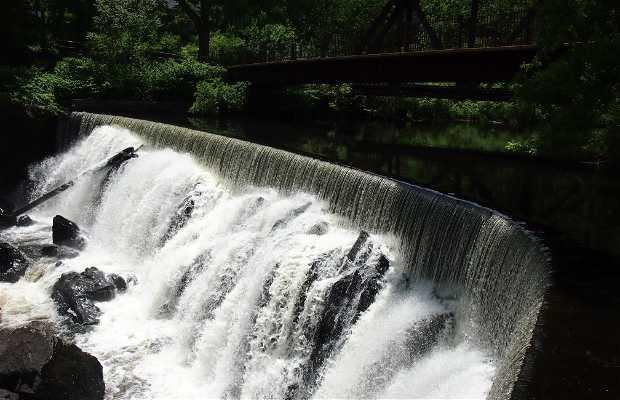 Yantic Falls Historic District
