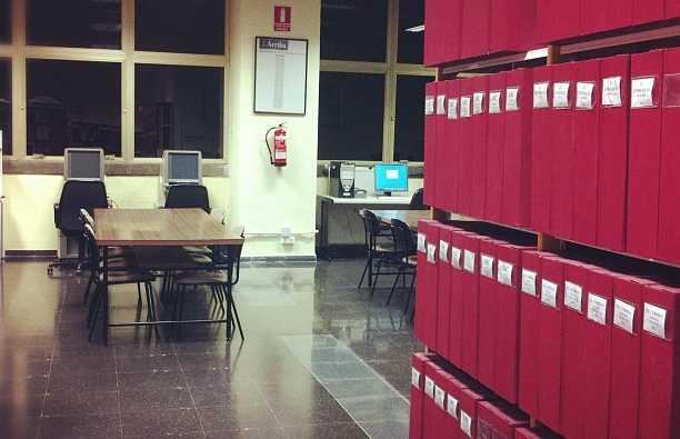 Biblioteca de la Facultad de Ciencias de la Información