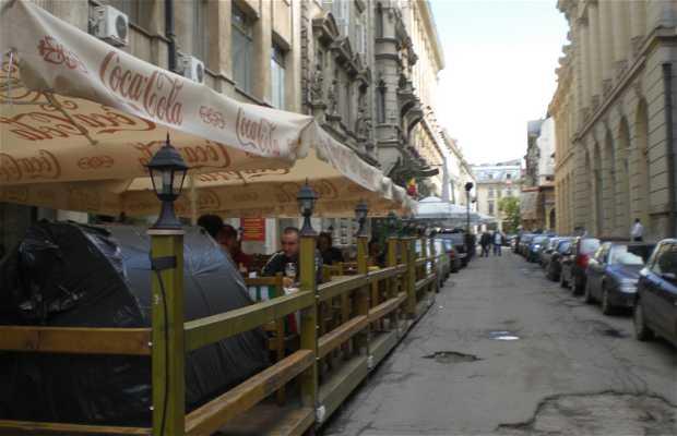 Barrio Lipscani
