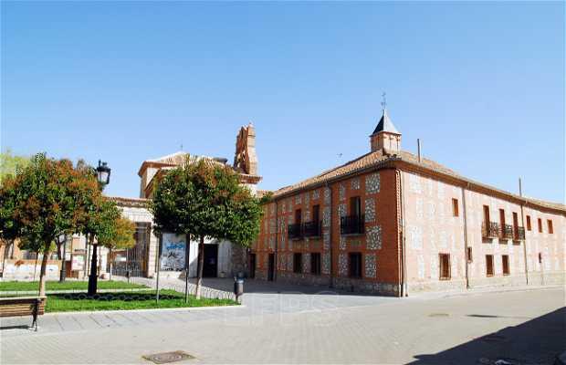 The Carmelite convent