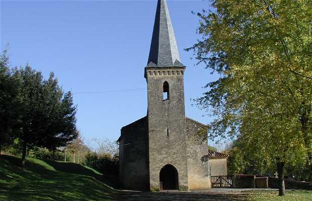 iglesia de Sauboires