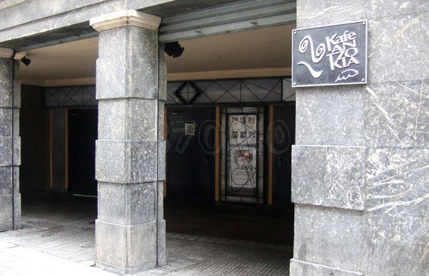 Café Antzokia