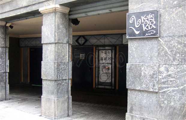 Kafe Antzokia