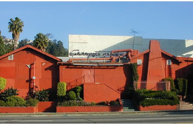 Il Coconut Teaszer di Los Angeles