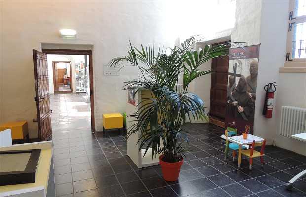 Visitor Reception Centre