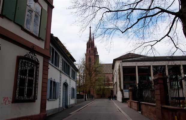 Catedral de Basileia