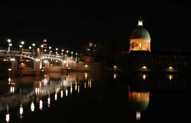 Noche en Toulouse