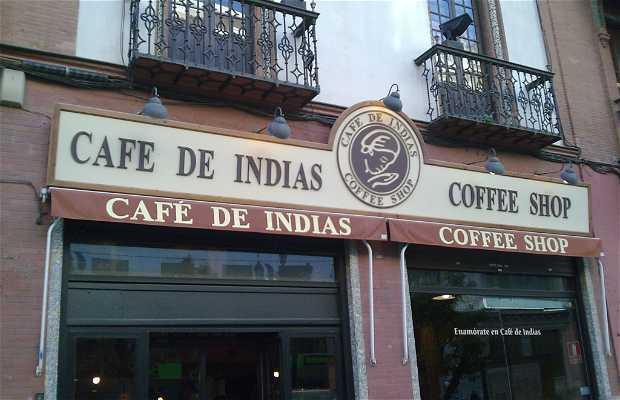 Cafe de Indias