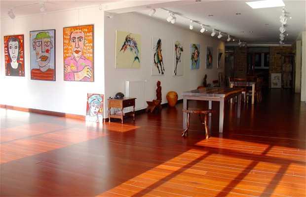 Galerie art contemporain JJ Rio