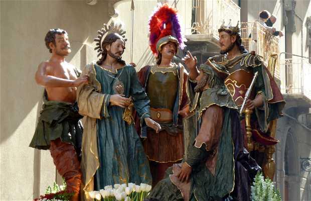 Semana Santa en Trapani