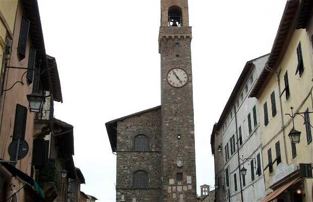 Castillo de Montalcino