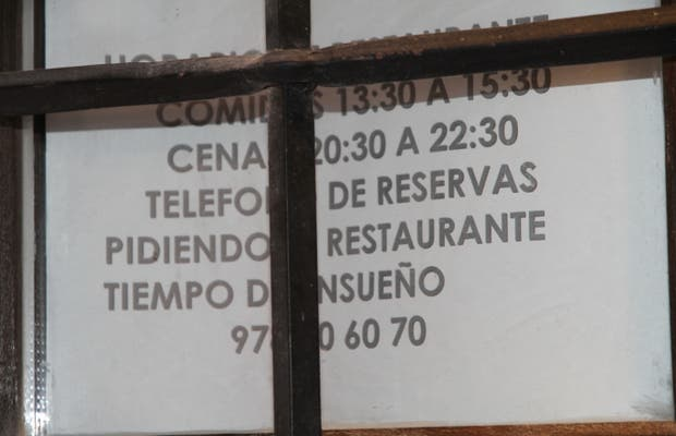 Restaurante Tiempo de Ensueño