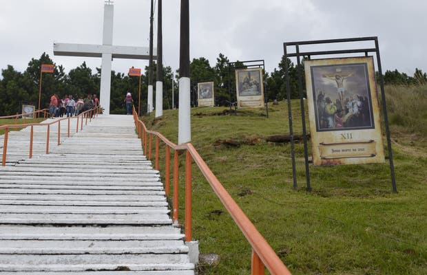 Complexo Turístico Morro da Cruz