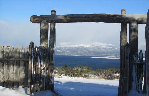 Fuerte Bulnes, Punta Arenas