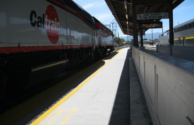 Estación de tren Caltrain de San José