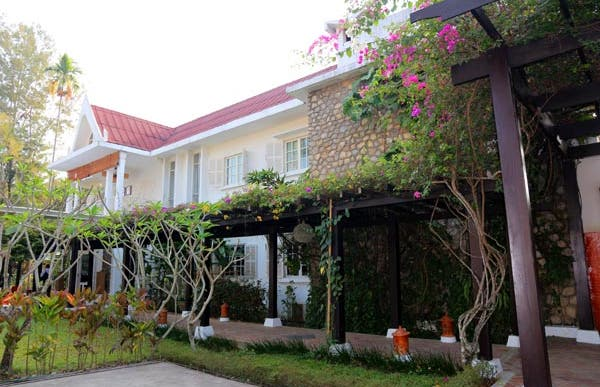 Angsana Spa Laos