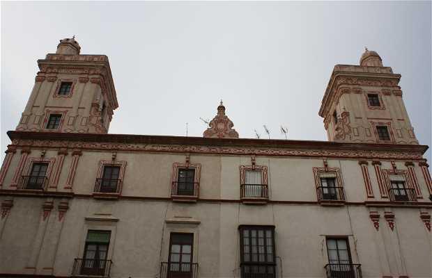 Casa de las 4 torres
