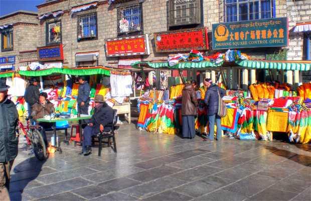 Barkhor Flea Market