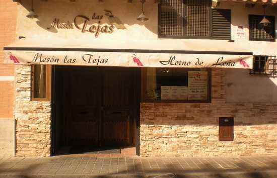 """Restaurante Mesón """"Las Tejas"""""""