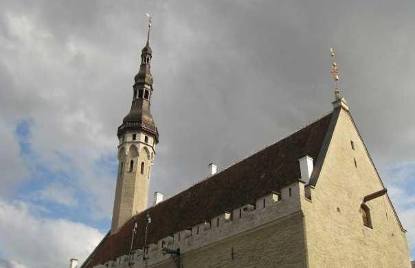 Mairie de Tallinn