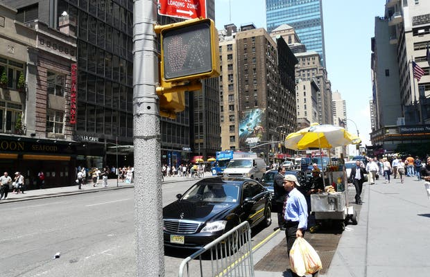 7th avenue a New York