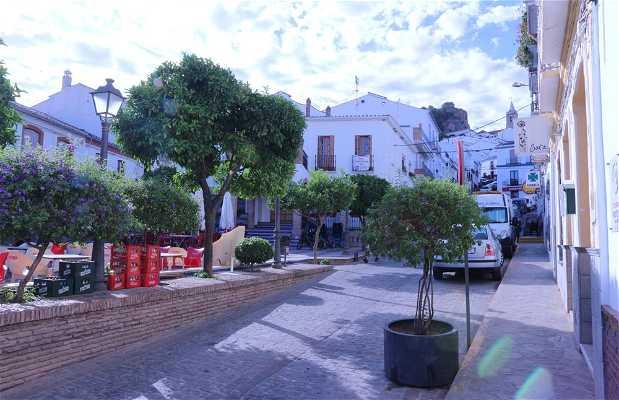 Plaza del Ayuntamiento de Ardales