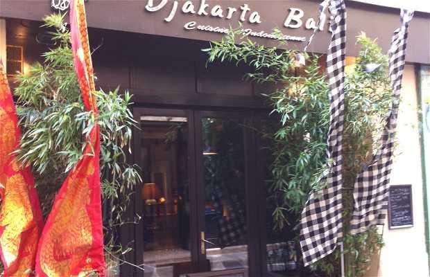 Djakarta Bali