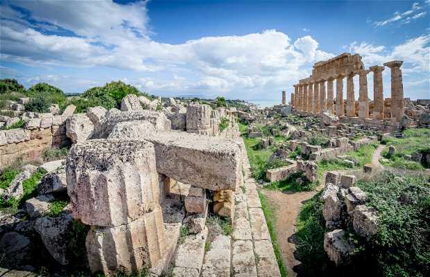 Sítio arqueológico Selinunte