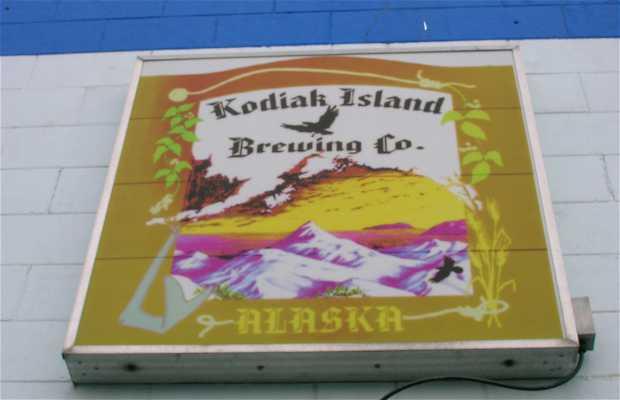 Kodiak Island Brewery (Cervecería de Kodiak)
