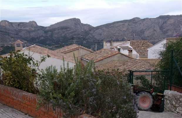 Village de Benifato