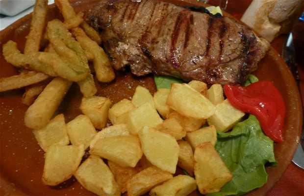 Restaurante Maria Mandiles Cuenca