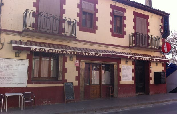 Restaurant Asador La Parrilla