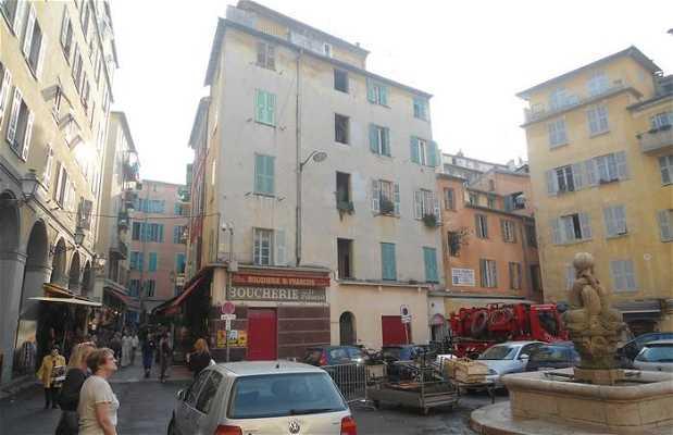 Place Saint-Francois