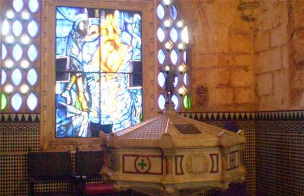 Cappella del Battesimo a Santo Domingo